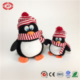 Lovely Tencent Gift Winter Xmas Soft Toy Plush Penguin Toy