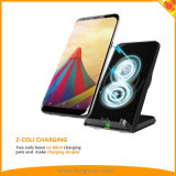 Mobile Phone Universal Cell Phone Stand Qi Wireless Charger