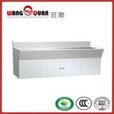 One Compartment Pot Sink Cabinet Basins