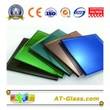 4mm, 5mm, 6mm Reflective Glass/ Coated Glass Used for Building