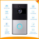 Battery Powered Wireless Smart Doorbell WiFi Video Doorphone