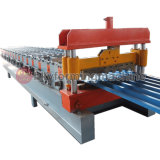 Roofing Sheets Steel Building Material Cold Making Roll Forming Machine