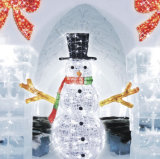 Fairy LED Lighting Project Commercial Outdoor Christmas Snowman