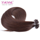 High Quality Color #2 U Tip Remy Hair Extension