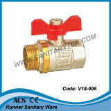 Full Flow Brass Ball Valve (V18-006)