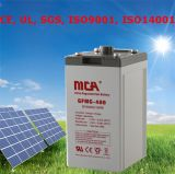 Solar Battery Bank Battery for Solar System 2V 400ah