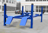 4200mm Length Runway Four Post Car Lift
