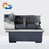 Swiss Type Flat Bed CNC Lathe Machine with Fanuc Programming 360mm or 400mm Swing Over