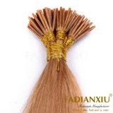 Convenience I-Tip Hair Extensions Mongolian Human Unprocessed Hair Straight Hair
