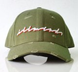100% Cotton Embroidery Baseball Hat Sport Cap