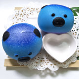 Starry Sky Panda PU Squishy Slow Rising Squishies Toy Kid Gifts