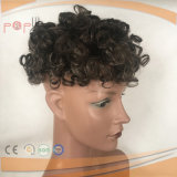Mono Top Human Hair Full Lace Toupee (PPG-l-0977)