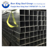 Hot Dipped Galvanized Welded Rectangular / Square Steel Pipe/Tube/Hollow Section/