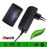 Economical 36W Wallmount AC/DC Switching Power Adapter for Quick Charge