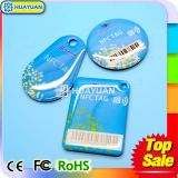 Custom Ntag203 NFC Tags Epoxy Surface for Promotion