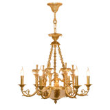 Kichler Brass Chandelier Pendant Lamp for Hotel Project Lighting (WH-PC-28)