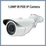 1.0MP 720p Poe Waterproof IR Bullet Network CCTV Security IP Camera