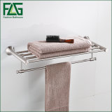 Flg High Quality Vertical Hotel Style Stainless Steel Extension Bath Towel Rack
