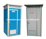 Movable Modern Portable Prefabricated/Prefab Public Mobile Toilet