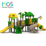 2018 Forest Theme Plastic Children Outdoor Playground Equipment for Park (HS806601)