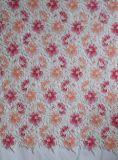 Multicolored Embroidery Fabric