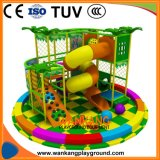 Gym Indoor Playground Equipment Factory for Kids (WK-E180728)