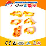 Animal Shaped Plastic Toy Clay Cutter Mould Promotion Gift