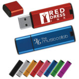 Promotional Plastic USB Flash Drive with Your Logo