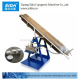 Sida Kbs-01 Small Dry Ice Block Making Machine Equipment with Liquid CO2 Cylinder Holder