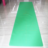 Two Color Good Quality Nptr Rubber Combine with PVC New Develop Material Luxurious and Expensive Yoga Mat