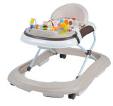 Factory Wholesale Baby Products New Model Softtextile Baby Walker