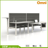 2016 New Hot Sell Height Adjustable Table with Workstaton (OM-AD-070)