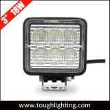 3 Inch 18W Auto LED Car Light 4X4 Reverse Lamp for Construction Machinery