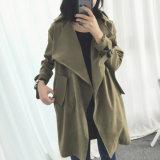 Fashion New Style Loose Denim Women Jacket Coat