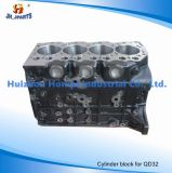 Car Accessories Cylinder Block for Nissan Qd32 11010-1W0401 1010-1W401