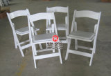 Wholesale White Resin Folding Chair for Banquet