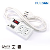 Power Strip with Rj11/Phone Surge Protection and Switch