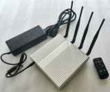 4 Bands Infrared Remote Controlled Mobile Signal Jammer