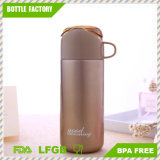 Water Bottle, Vacuum Insulated Tumbler, Stainless Steel Mug / 380ml Coffee Thermos & Vacuum Flask