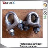 Casting Heavy Duty Steel Wire Rope Clip with Hot Dipped