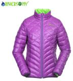 Factory Sale Outdoor Lady Down Jacket