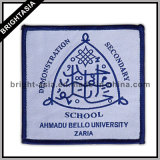 University Woven Label for Clothing Accessory (BYH-10223)