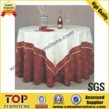 Luxury Polyester Wedding Banquet Table Cloth