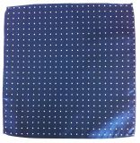 Men's Fashion Pocket Squares Matched to Ties