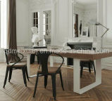 Solid Wooden Dining Table Living Room Furniture (M-X2418)