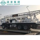 Hfzc-350 Truck Mounted Water Well Drill Rig Rotary Drilling Rig