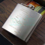 Stainless Steel Hip Flask as Promotion Gift for Father's Day