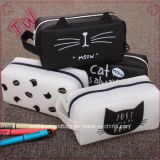 Hot New 2018 Products Stationery Wholesale School Office Cute Funny PVC Pencil Case Bag with Logo Printed