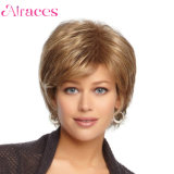 Brazilian Hair Full Lace Wigs, Wholesale Synthetic Lace Front Full Human Hair Wig