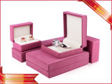 Luxury Leather Jewelry Gift Boxes Jewelry Container Boxes